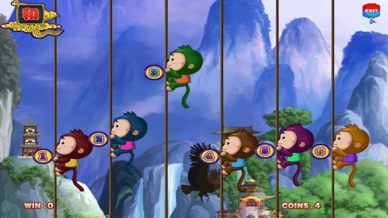 Monkey Mayhem At SCR888
